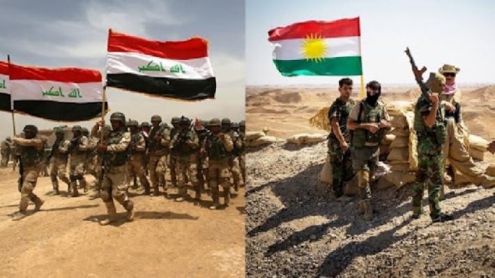 Irak Savunma Bakanlığı'ndan bir heyet Erbil'e geliyor