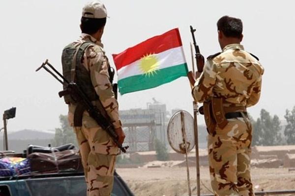 IŞİD Germiyan'da Peşmerge Güçleri'ne saldırdı