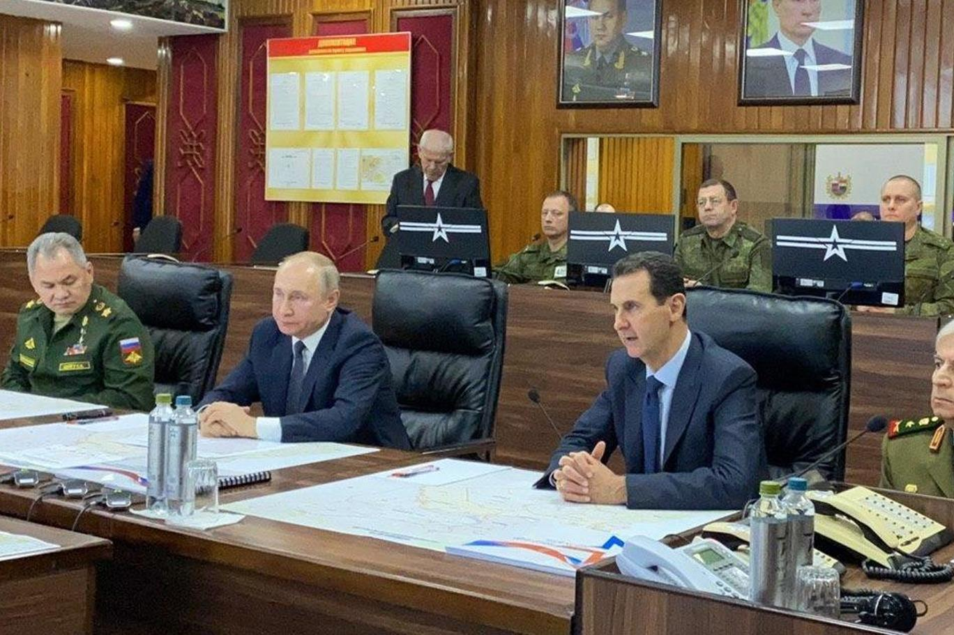 Putin, Esad ile görüştü: İdlib anlaşması ele alındı...