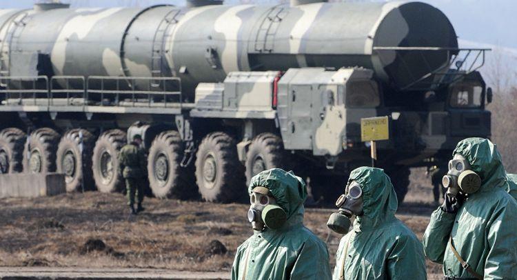Rusya'dan ABD'ye çağrı: Kimyasal silahlara son ver...