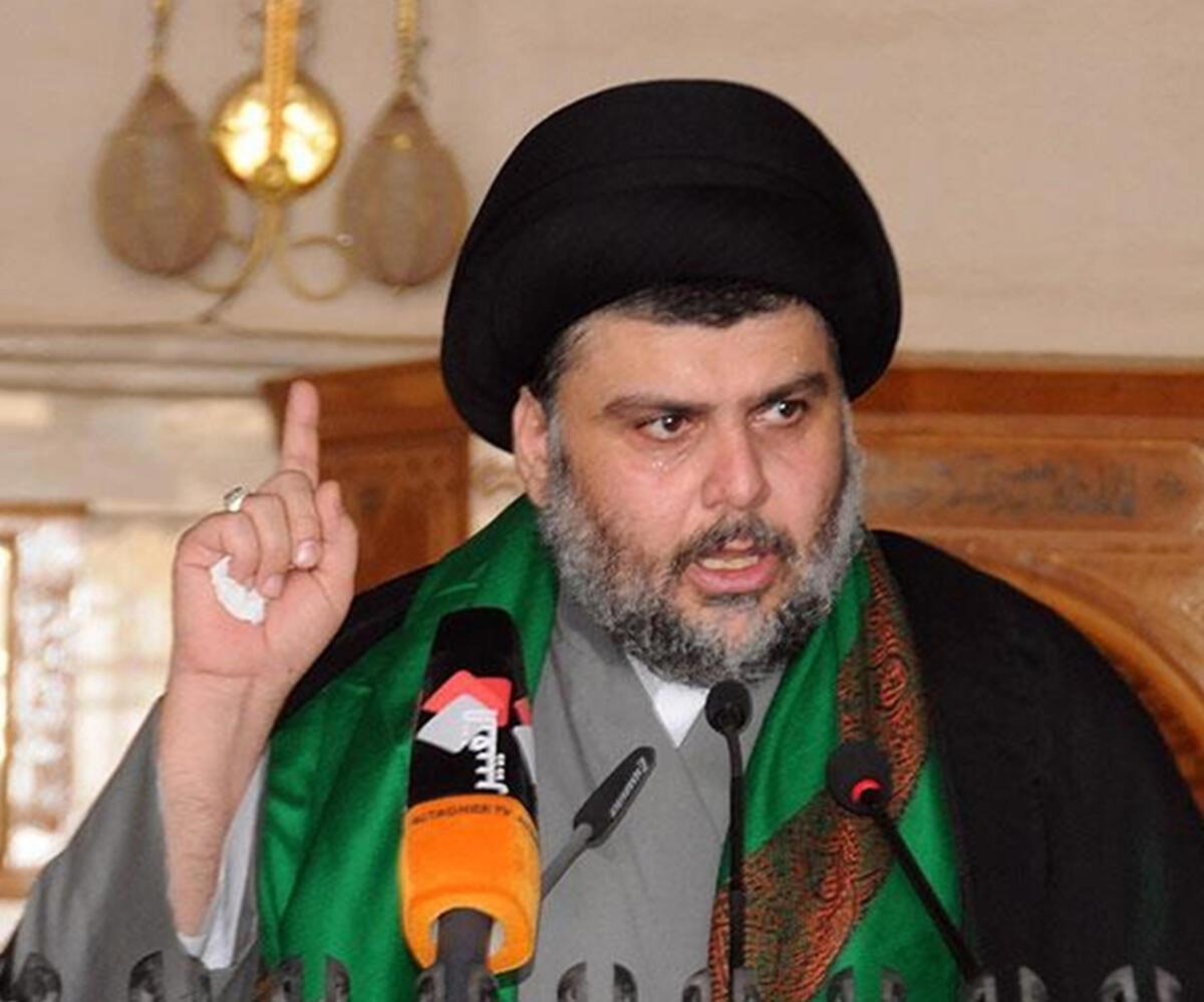 Sadr'dan Kazımi'ye: Bu sürede yapacaksın!