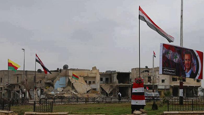 Suriye rejiminden Türkiye'ye suçlama