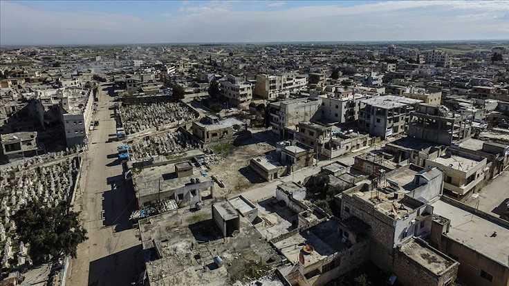 AA: Suriye ordusu, İdlib'de ateşkesi ihlal etti