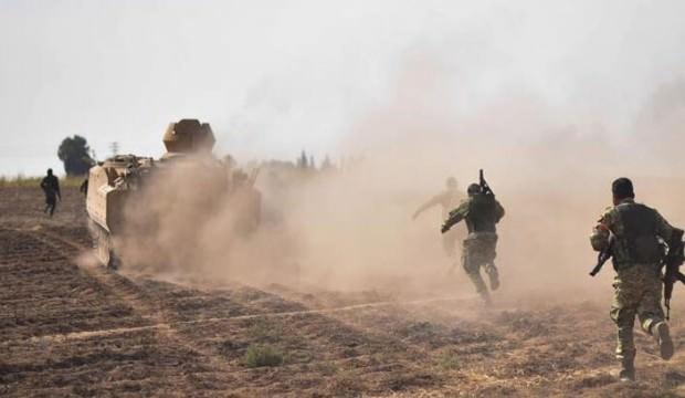 Muhalifler, Suriye ordusuna karşı operasyon başlattı