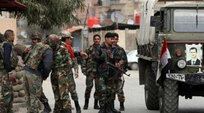 SOHR: TSK İdlib'de İran milislerini vurdu