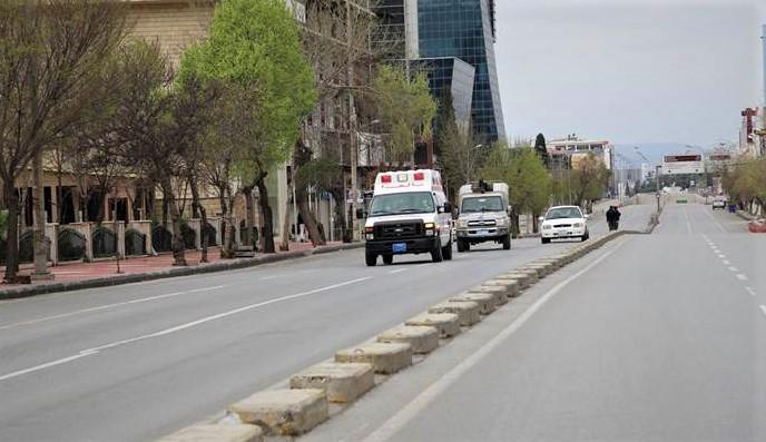 Kürdistan | Süleymaniye'de 5 Coronavirüs vakası tespit edildi