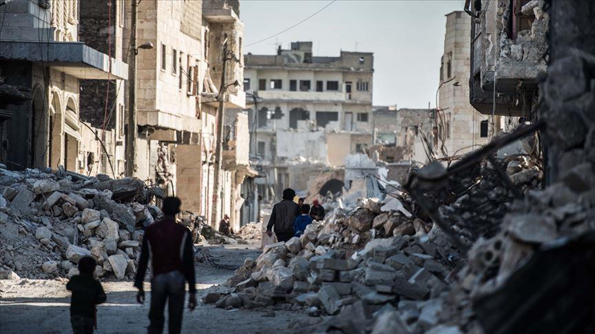 Suriye savaşı 10'uncu yılına girdi: 300 binden fazla insan öldü