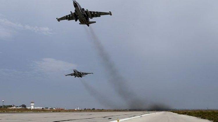Esad, Rusya ve Türkiye'den karşılıklı bombalama!