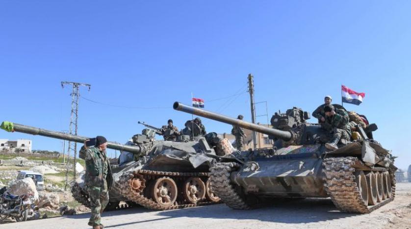 Suriye Ordusu: Halep'in tamamını ele geçirdik...