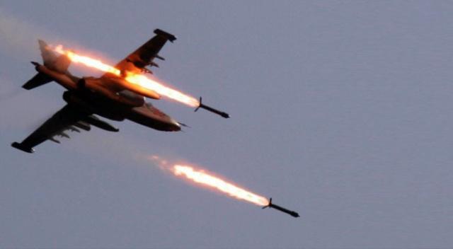 Esad rejimi, SMO'nun mevzilerini bombaladı