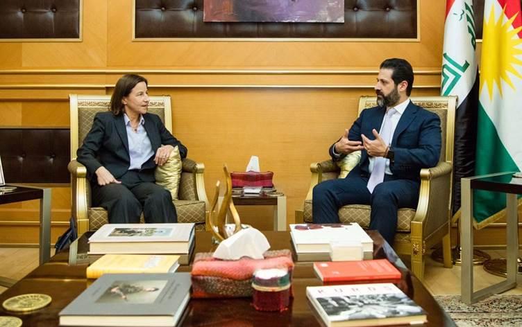 Talabani: Irak, Kürdistan'ın hak ve taleplerine saygı göstermeli