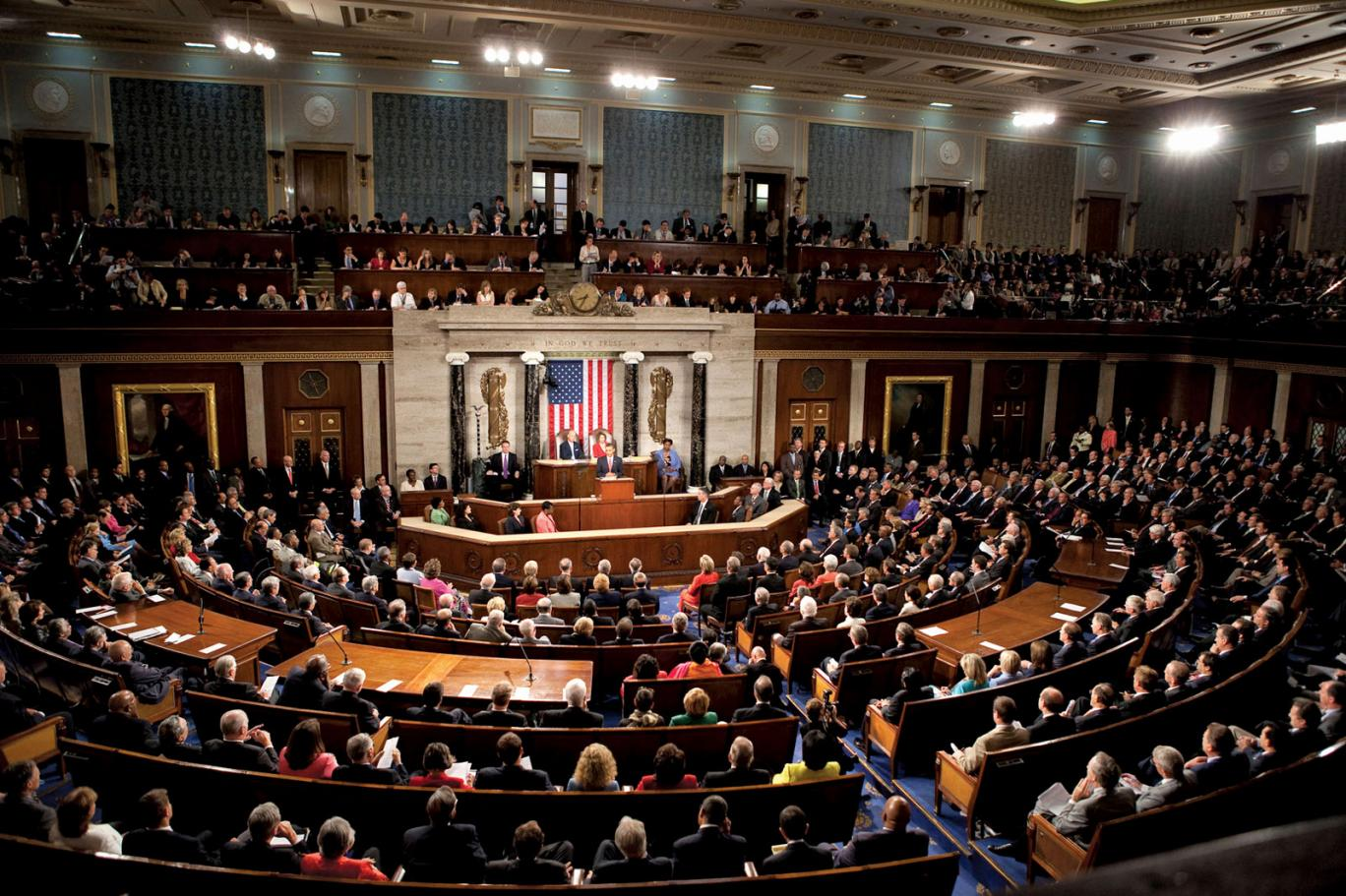 Temsilciler Meclisi, 2.2 trilyonluk teşvik paketini onayladı