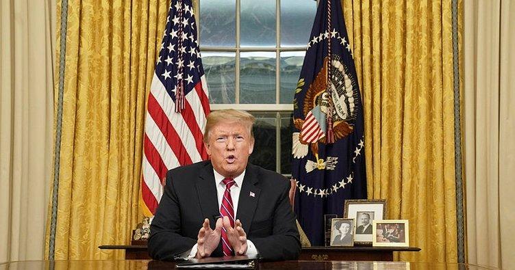 Covid-19 | Trump: ABD'de 3 Eyalet karantinaya alındı...