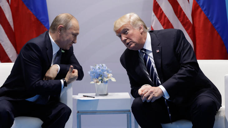 Trump-Putin, Covid-19'un dünyaya yayılma boyutunu görüştü
