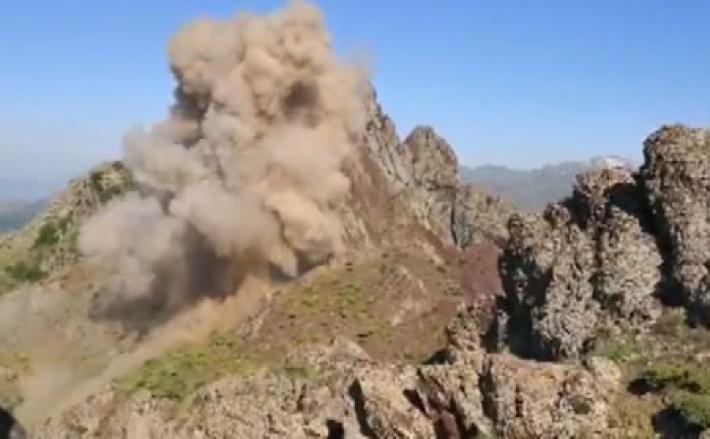 TSK'dan bombardıman: Rojhilatlı 2 Kürt vatandaşı hayatını kaybetti