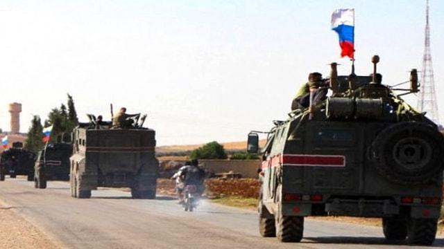 Rusya'dan Kamişlo'ya sevkiyat