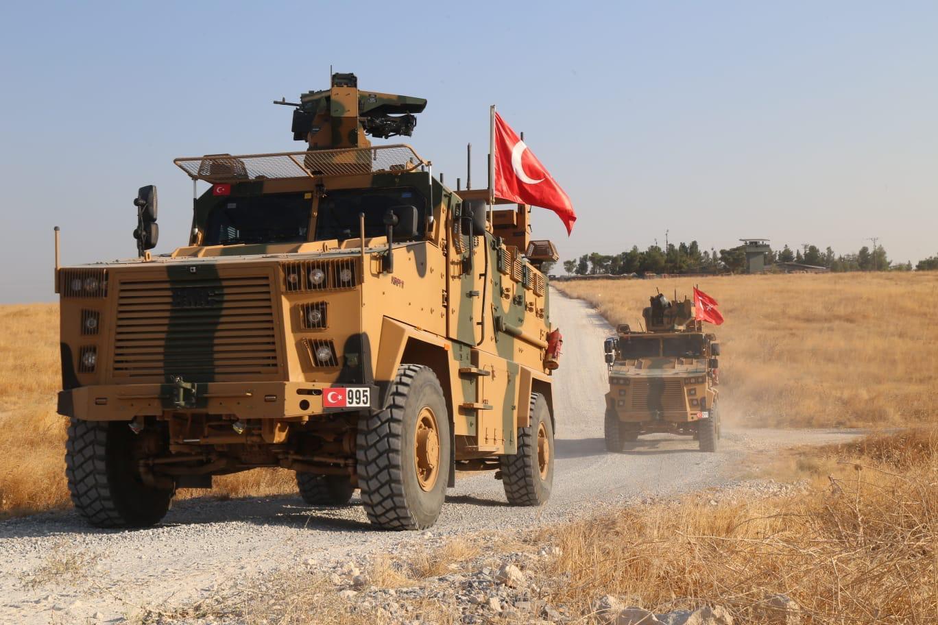 Rejimin TSK'ya yönelik saldırısında 2 ölü, 5 asker yaralı