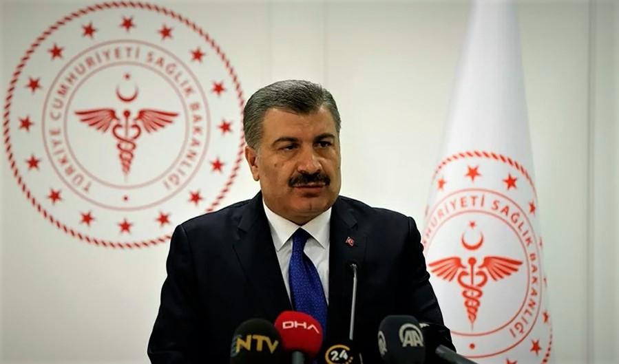 Türkiye'de ilk Coronavirüs vakası tespit edildi