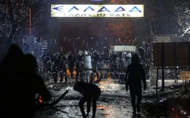 Almanya'dan Yunanistan'a polis gücü desteği