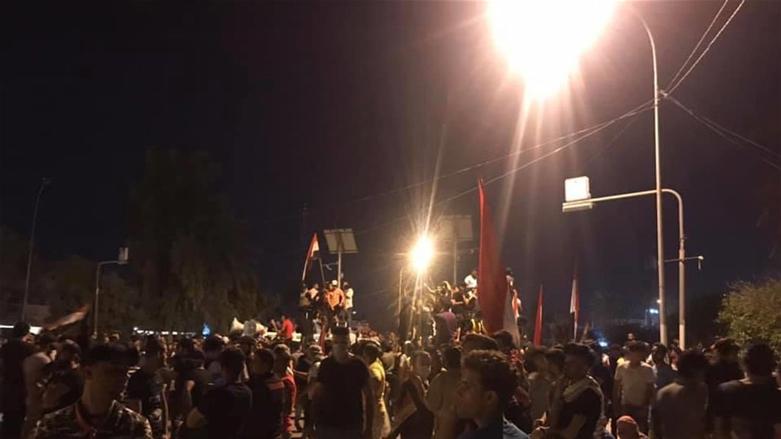 Irak'taki göstericilerin 'vali' tepkisi: İstifa etmezse...