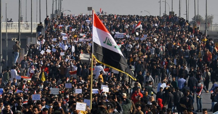 Foreign Policy: Kimse Irak'a yardım edemez ve kurtaramaz!