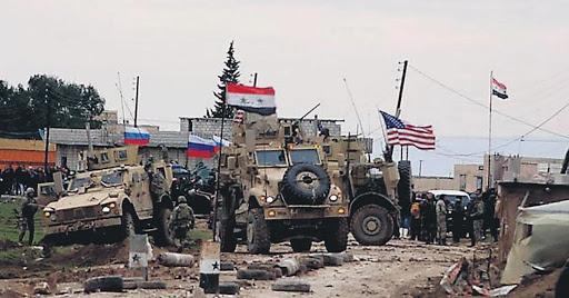 ABD, İsrail ve Rusya Suriye'de anlaştı iddiası!