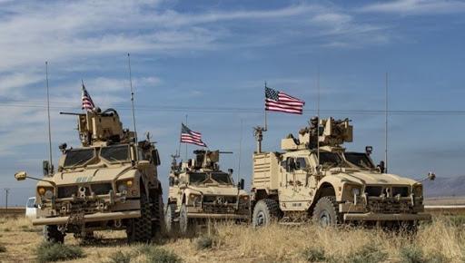 Esad güçleri, Haseke'de ABD konvoyunu engelledi