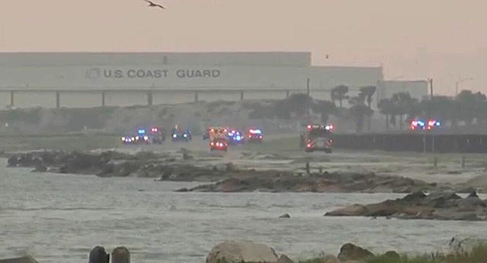 ABD Donanma Hava İstasyonu'na silahlı saldırı