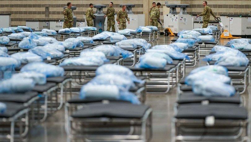 ABD'de ölü sayısı 6 bini, İngiltere'de 3 bin 600'ü geçti