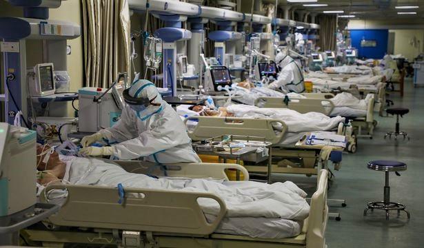 24 saatte ölü sayısı: İspanya 864, İngiltere 563, Hollanda 134