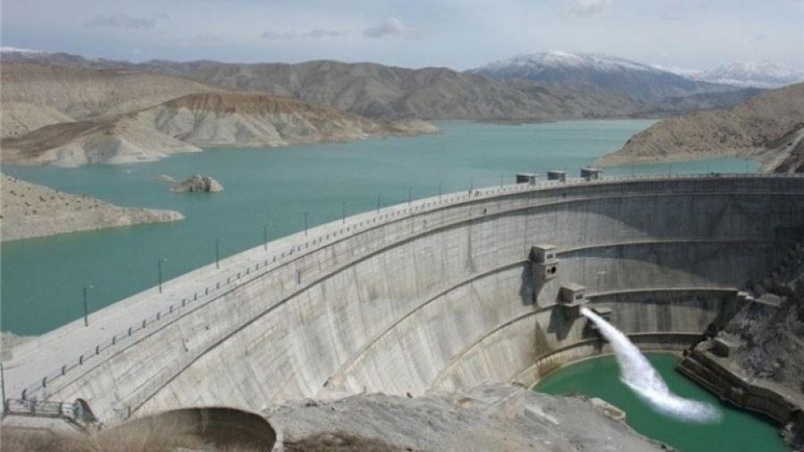"""""""Kürdistan'daki barajların büyük bir bölümü doldu"""""""