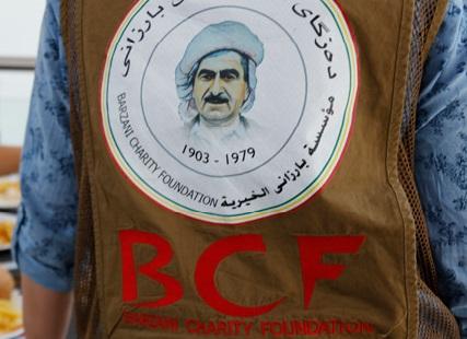 Barzani Yardım Vakfı'ndan Soran'daki ihtiyaç sahiplerine yardım