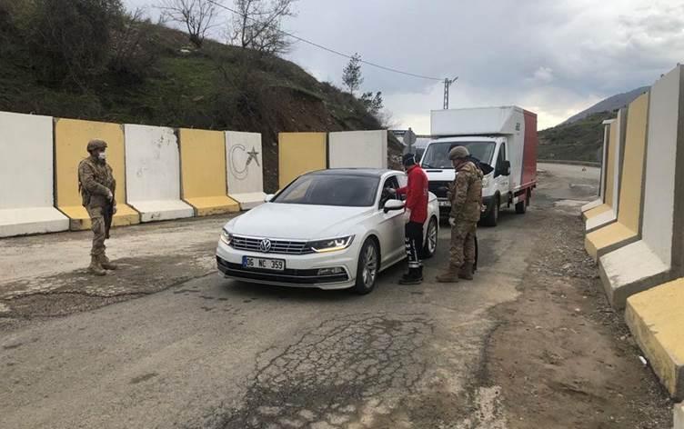 Batman ve Urfa'da karantina: Bir köy ve 1 mahalle karantinaya alındı