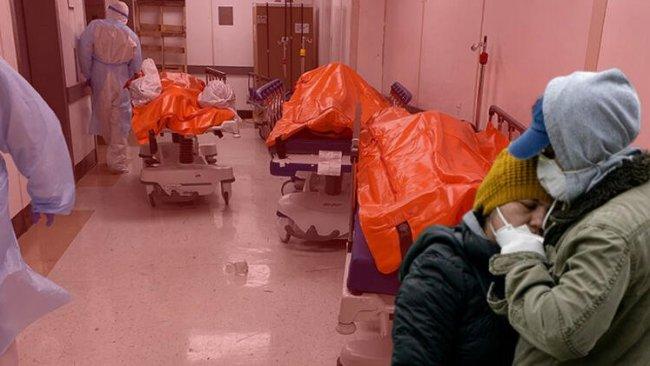 NYT: 19 gün bekletilen cesetten Covid-19 çıktı