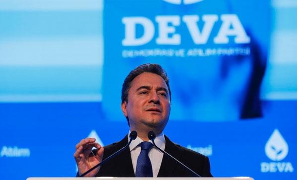 DEVA Partisi'nden kayyuma ilişkin açıklama