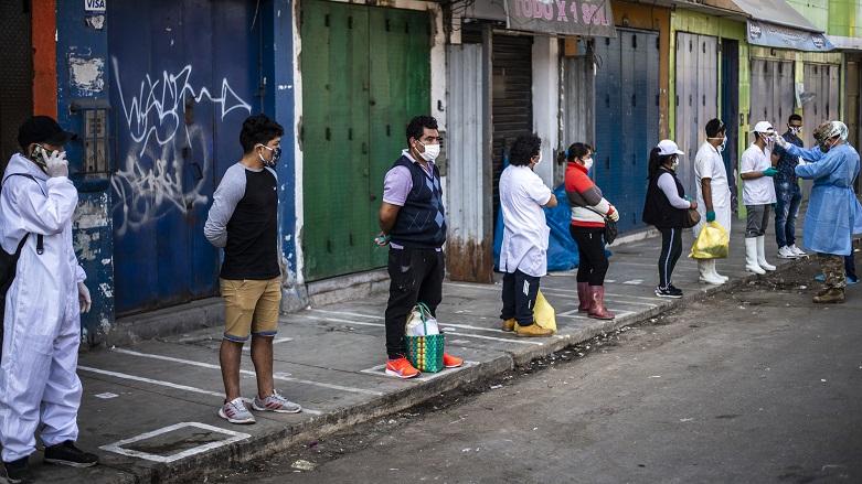 Dünya Sağlık Örgütü, salgının yeni üssünü açıkladı