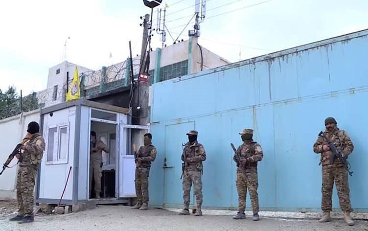 DSG: IŞİD'lilerin cezaevindeki isyanı bastırıldı