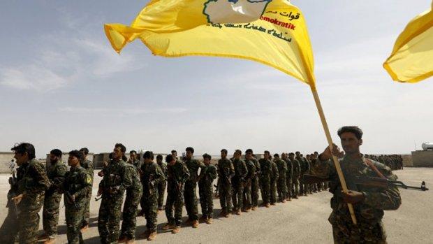 Pentagon'dan YPG raporu: Araplar DSG'ye dahil...