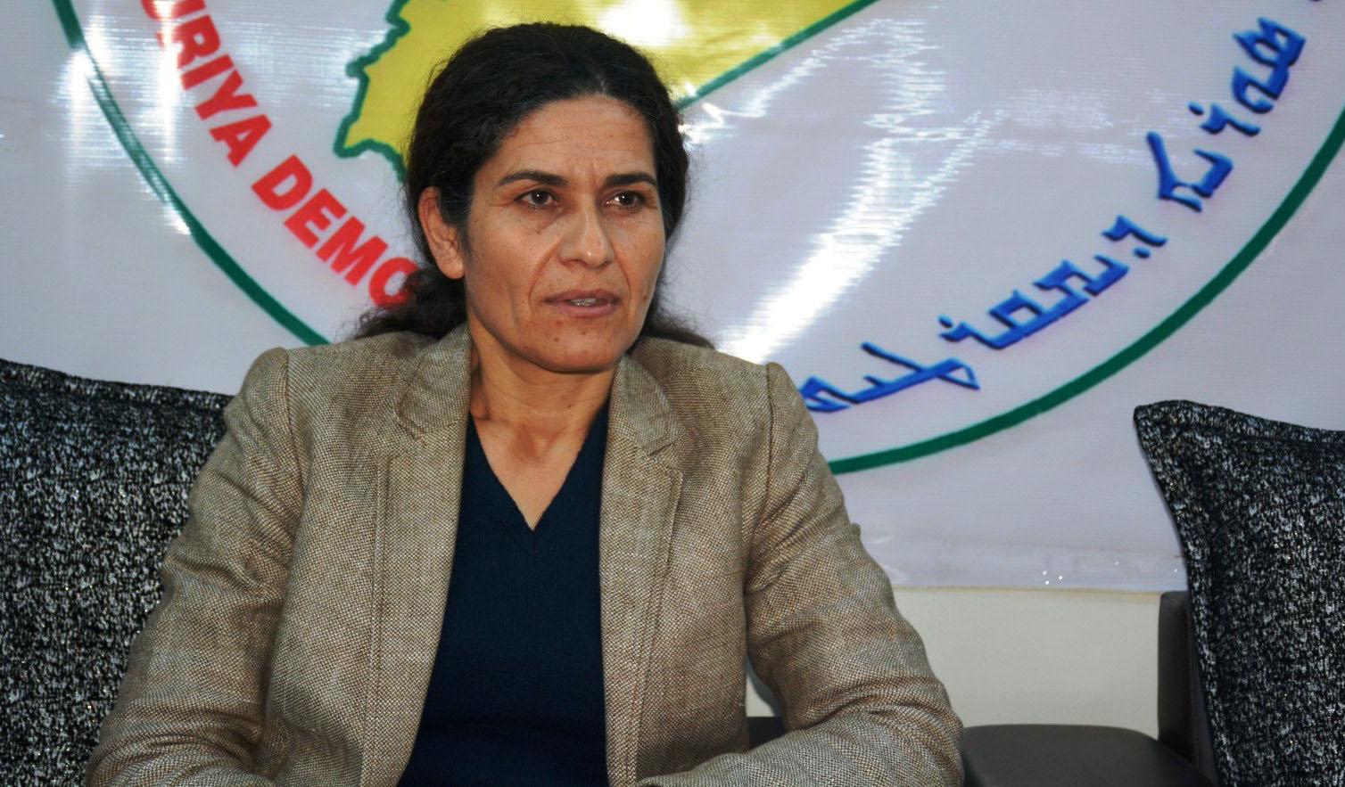 DSM'den DSÖ'ye Rojava tepkisi