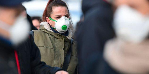 DSÖ'den açıklama: Sağlıklı olanlar maske takmasın