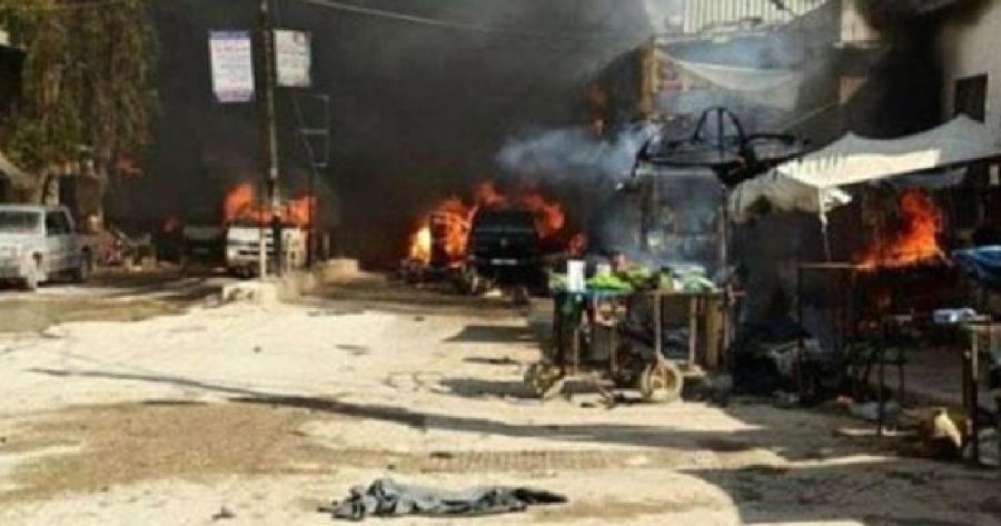 Rojava |Efrin'de patlama!