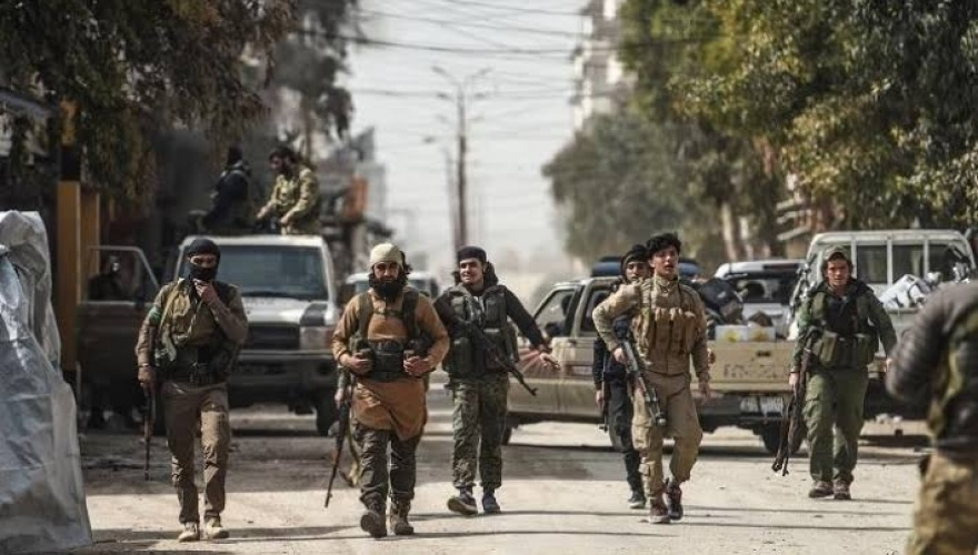 ÖSO, Efrin'de 6 kişiyi kaçırdı...