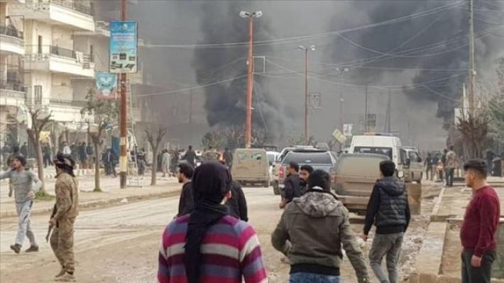Efrin'deki patlamada ölü sayısı 23'e, yaralı sayısı 43'e çıktı