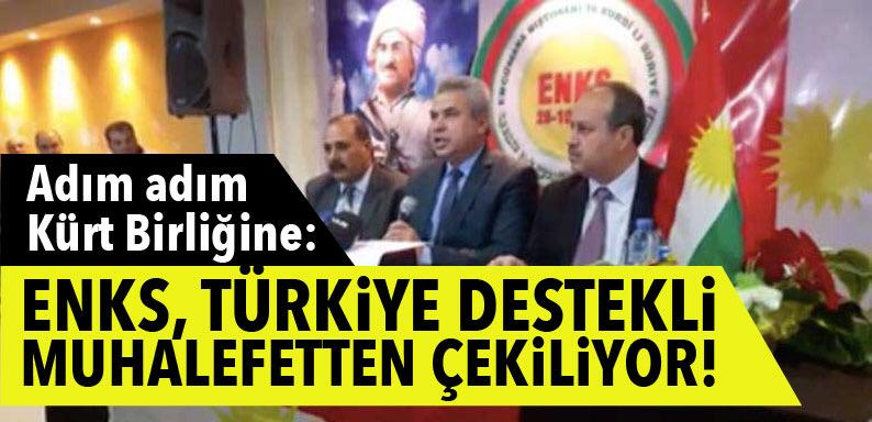 ENKS'den Türkiye kararı: SMDK'den çekiliyor...