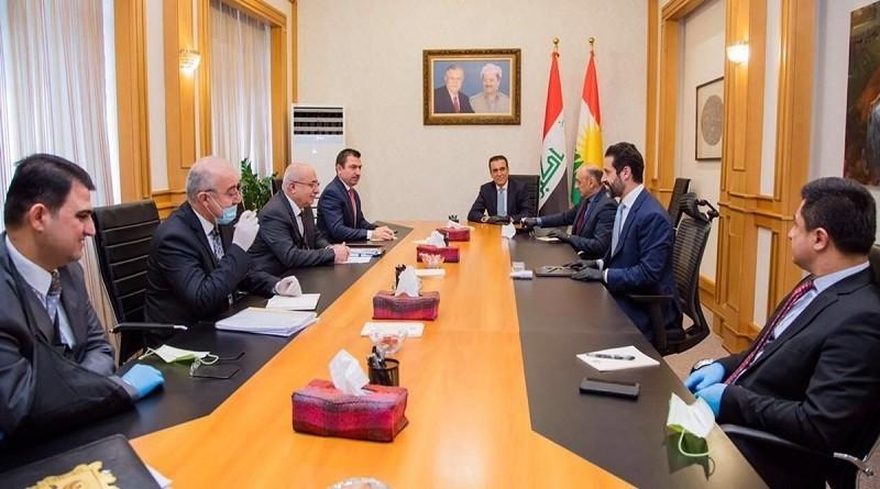 Erbil ile  Bağdat arasındaki bütçe krizi: Görüşmeler başlıyor
