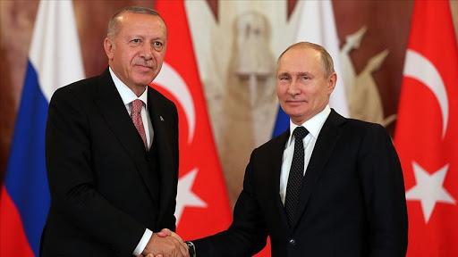 Erdoğan-Putin, Suriye ve Kovid-19 ile ilgili son durumu görüştü