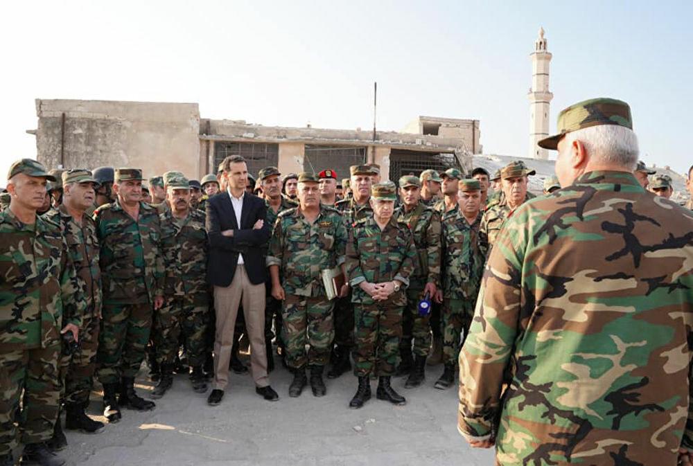 İlk kez Esad'a bağlı bir komutan Almanya'da yargılanacak