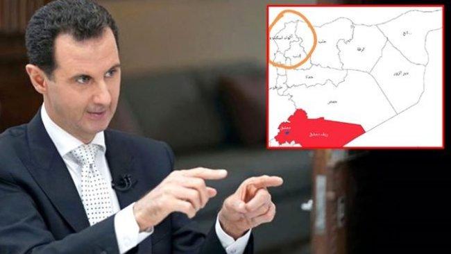 Esad'tan Türkiye hamlesi: İskenderun'u Suriye toprağı saydı