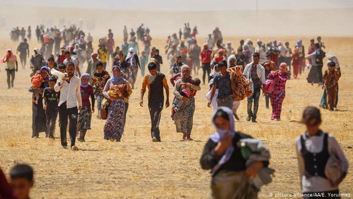 BM: Ezidi soykırımıyla ilgili yeni belgelere ulaşıldı
