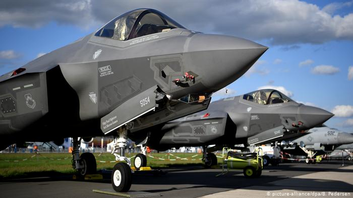ABD, F-35 üretiminde Türkiye yerine geçecek ismi belirledi